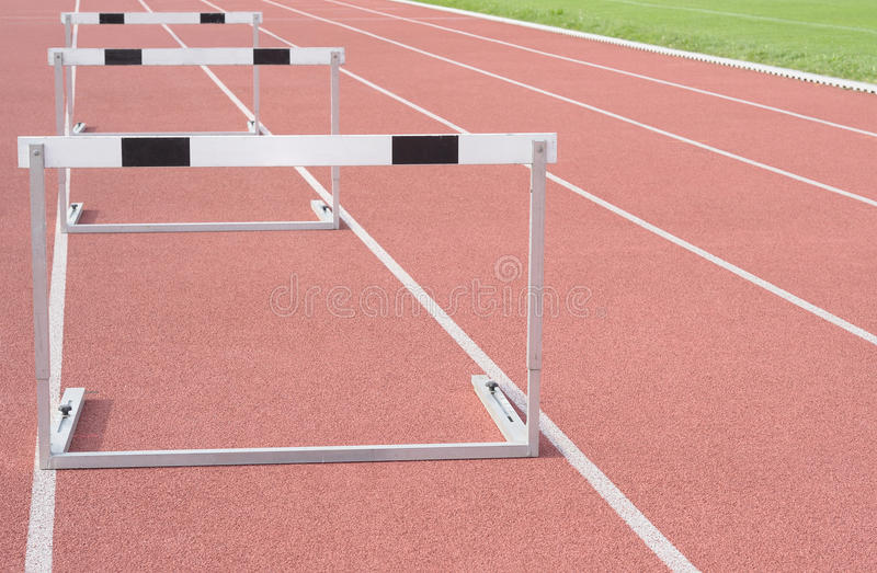 Download Hurdles stock image. Image of sport, track, sports, area - 19348799