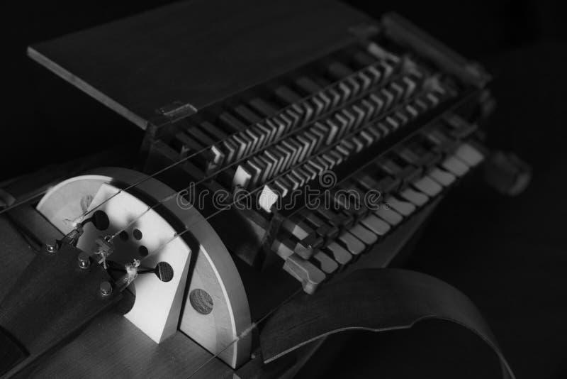 Hurdy gurdy imagen de archivo