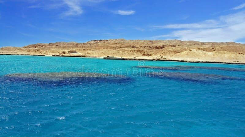 Hurghada royalty-vrije stock foto
