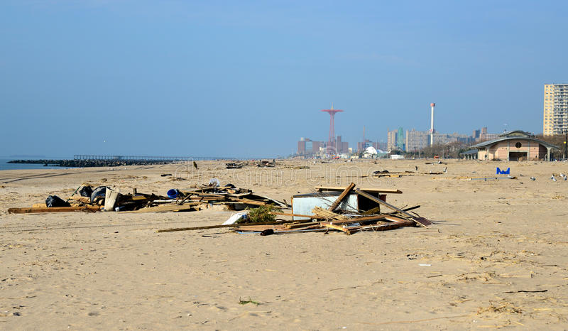 Download Hurricane Sandy's Aftermath Editorial Photography - Image: 27615222
