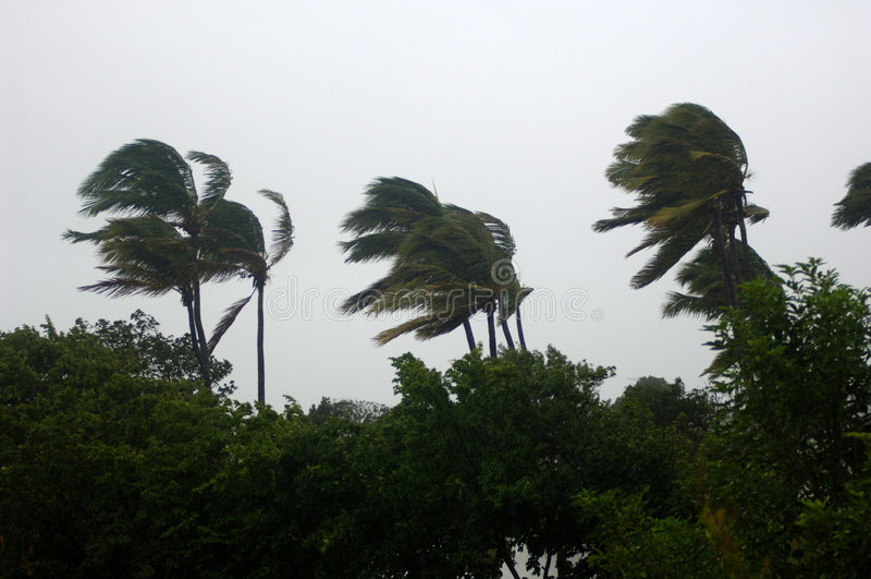 Hurrikan 1 lizenzfreies stockbild