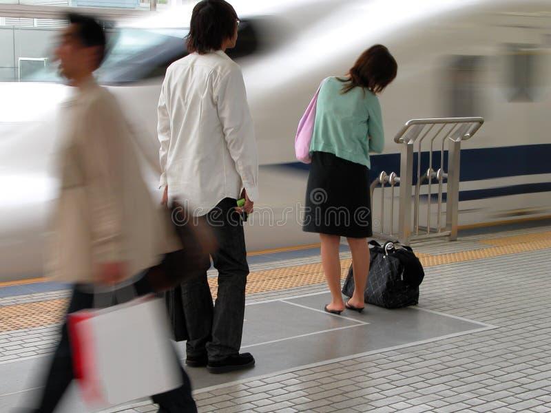 Download Hurry stock image. Image of tokyo, passenger, life, station - 7845