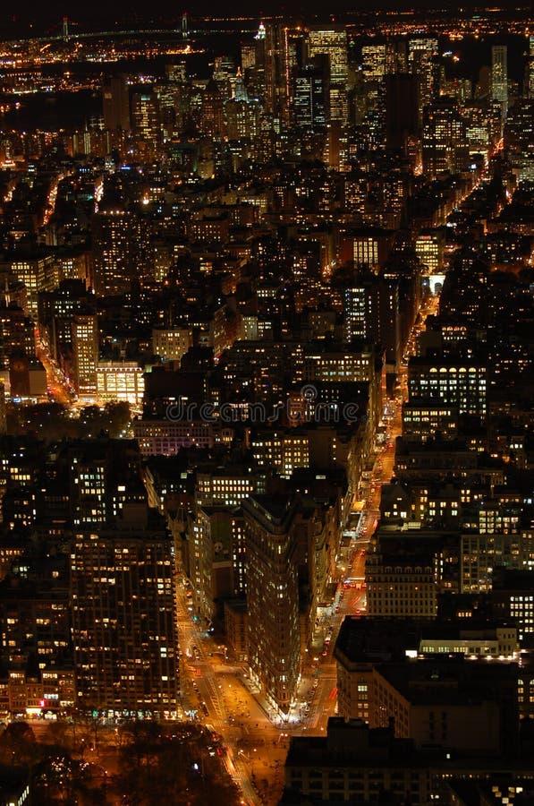 HURT DI NYC MANHATTAN fotografia stock libera da diritti