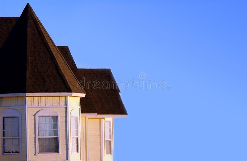 hus royaltyfri bild