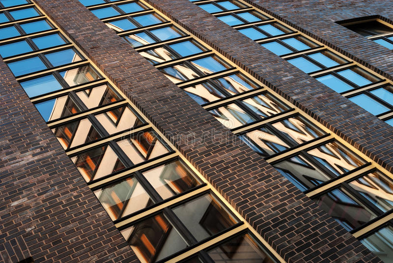 Hus av radioutsändning - Haus des Rundfunks, Berlin germany arkivfoton