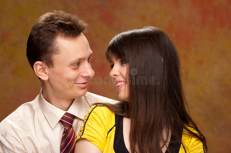 Husband and wife royalty free stock images