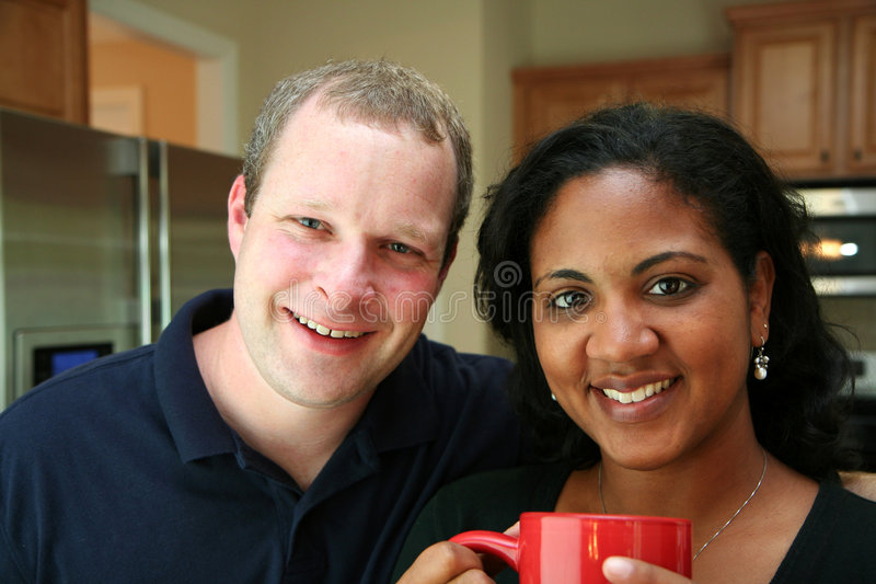 Husband and Wife stock photos