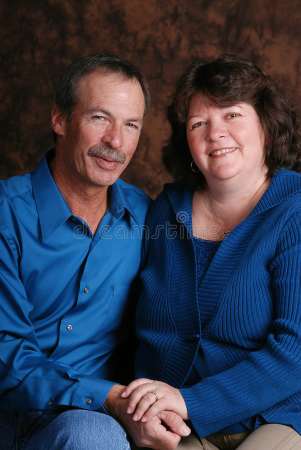 Husband And Wife. Royalty Free Stock Photography