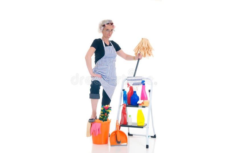 hushållhushållning royaltyfria foton