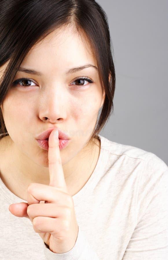 Hush fotos de stock