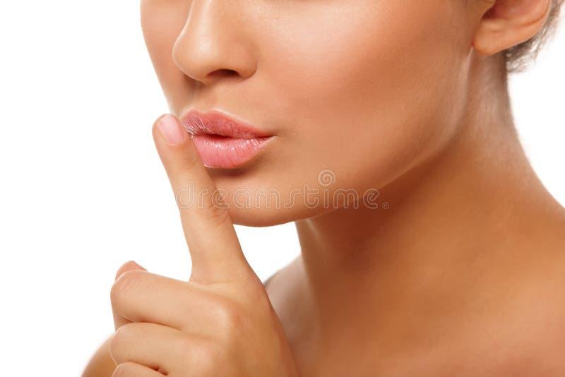 Hush do Hush fotografia de stock