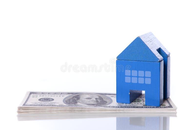 husinvestering royaltyfri bild