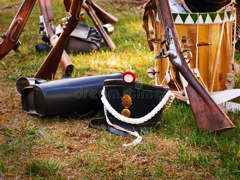 hussar боеприпасыа стоковое фото