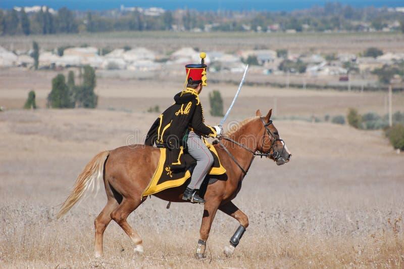hussar стоковые фотографии rf
