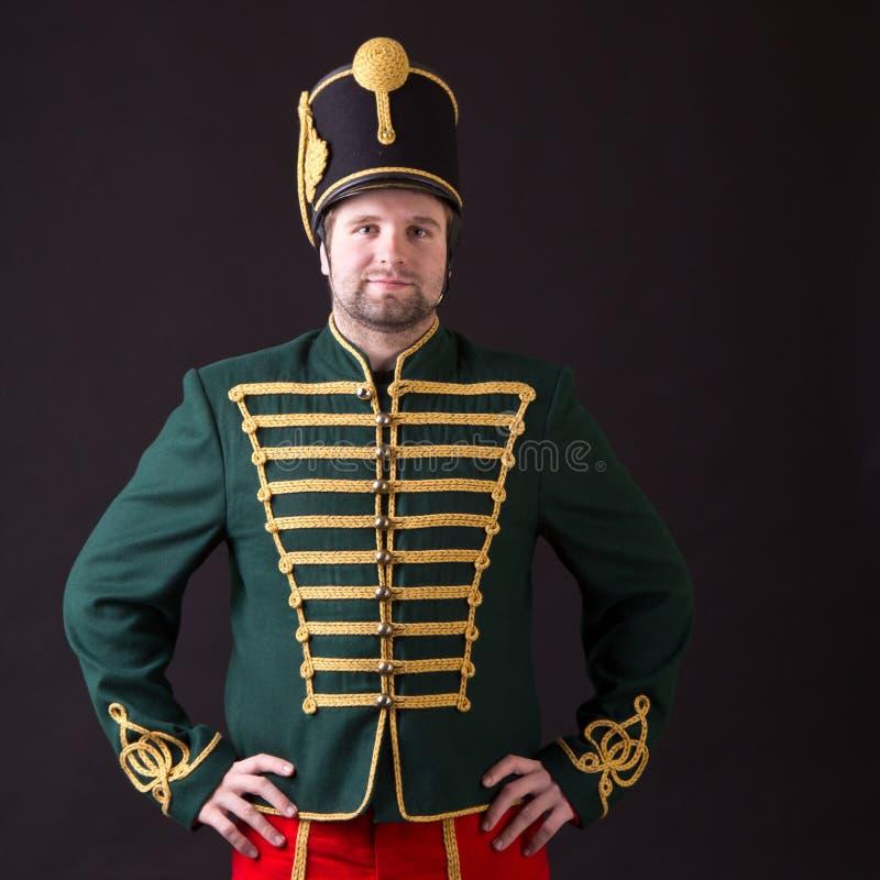 Hussardo húngaro fotos de stock