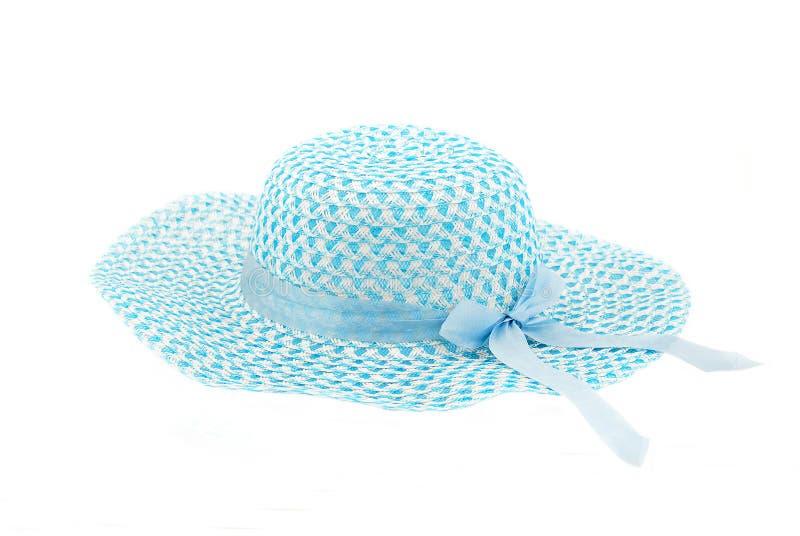 Download Hut der Sommerfrau stockfoto. Bild von chapeau, kühl - 26353884