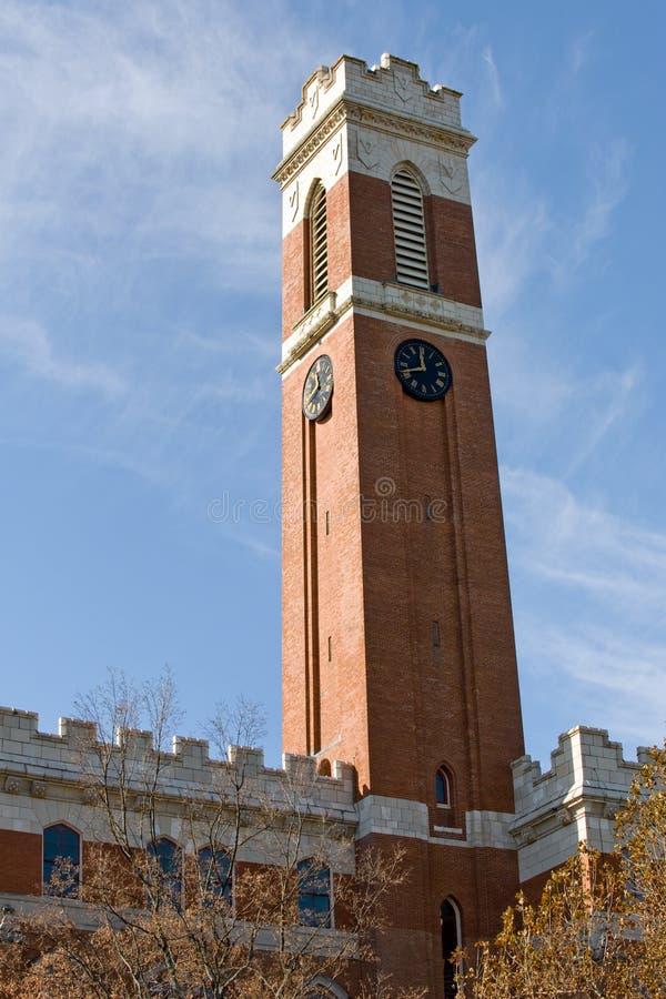 huvudgammalt torn royaltyfri foto