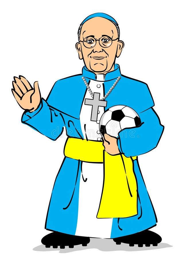 Pope Francis mig