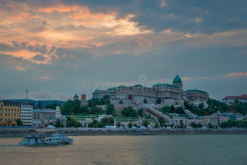 Huvudstaden av Ungern, Budapest royaltyfri foto