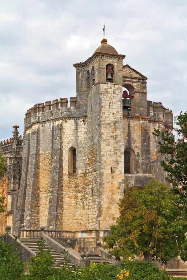 huvudtemplar klosterportal royaltyfria foton