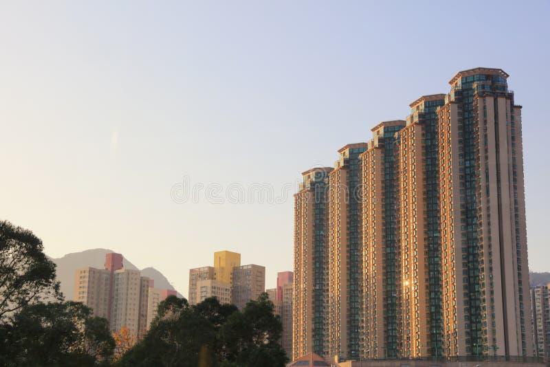 huvudvägen av östliga kowloon 2017 fotografering för bildbyråer