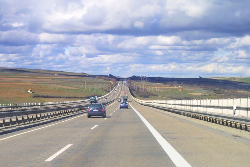 Huvudvägtransport Arkivbilder
