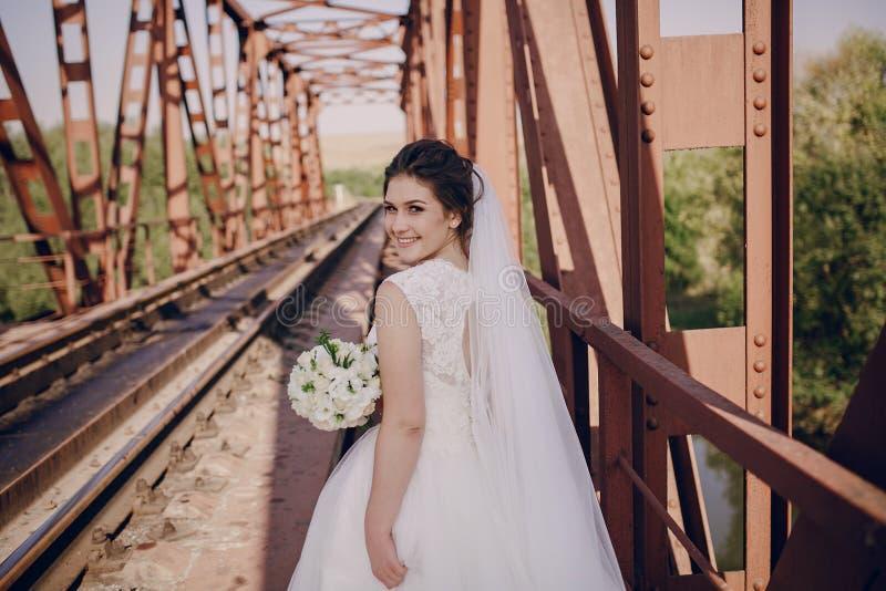 Huwelijk dag HD royalty-vrije stock afbeelding