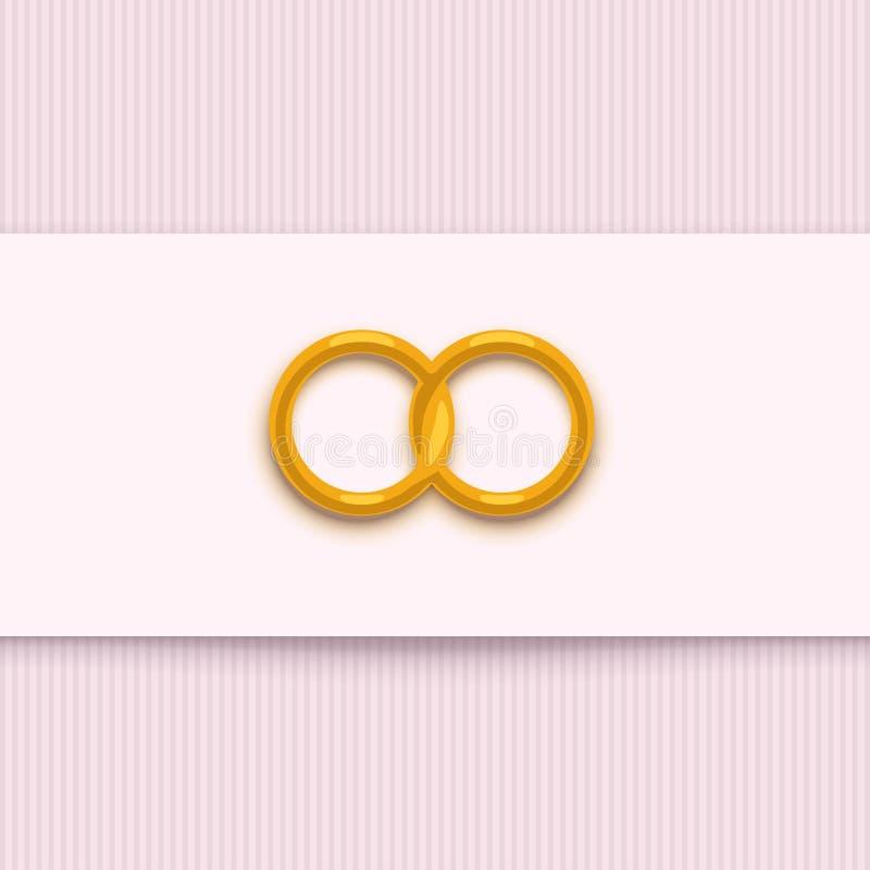 Huwelijk nieuwe 01 royalty-vrije illustratie