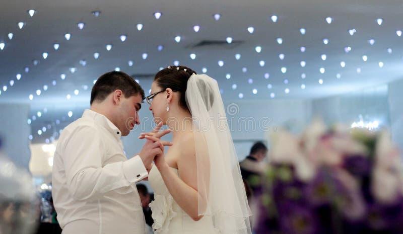 Huwelijksontvangst stock fotografie