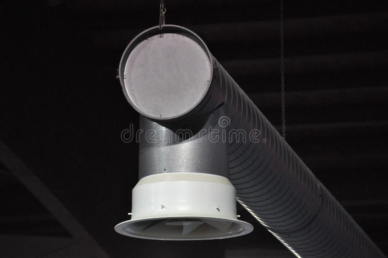 HVAC wentylacji drymba zdjęcie royalty free