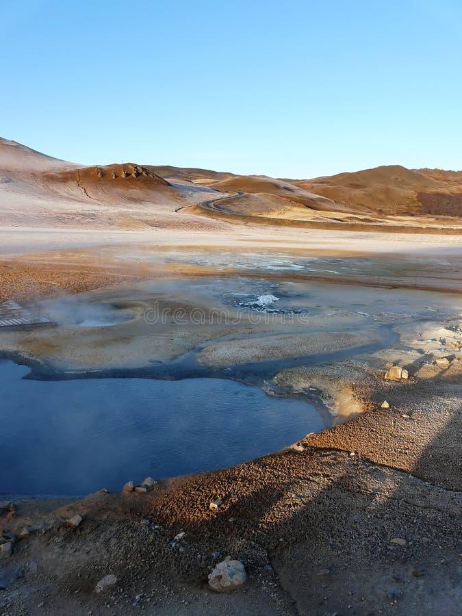 Download Hverir, Volcanic Area, Iceland. Stock Images - Image: 19729714