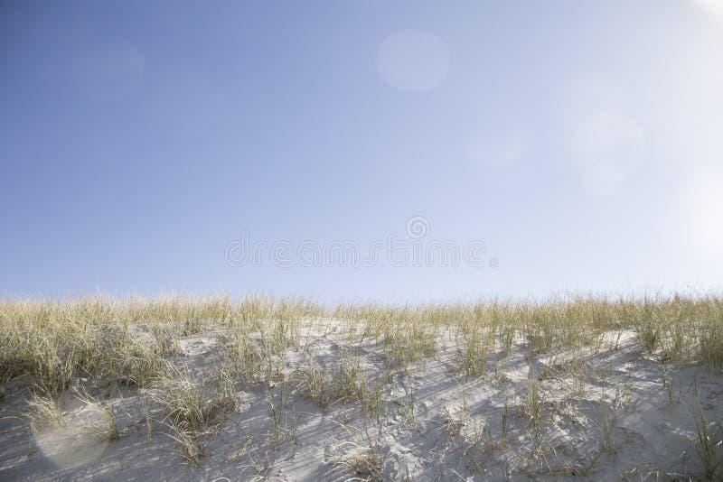 Hvide Sande στη Δανία στοκ φωτογραφία με δικαίωμα ελεύθερης χρήσης