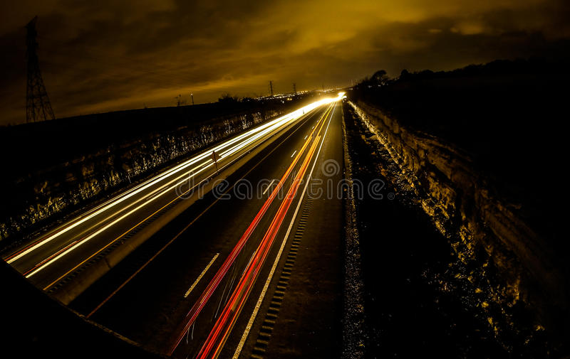 Hwy 386 Nashville Tennessee stock foto
