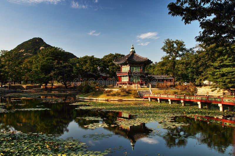 Hyang a gagné Jeon Seoul photos libres de droits