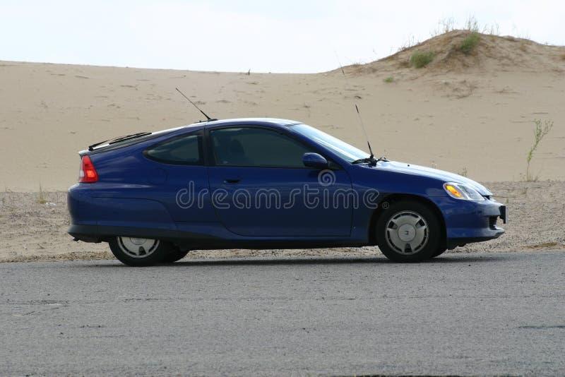 Hybrid Car Stock Photography