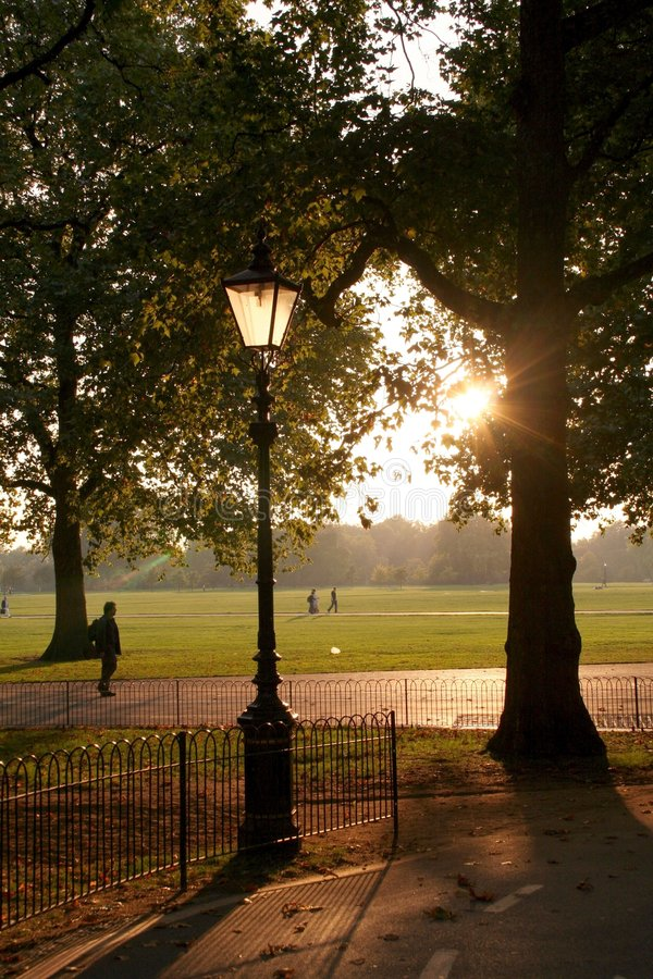 Hyde Park arkivbild