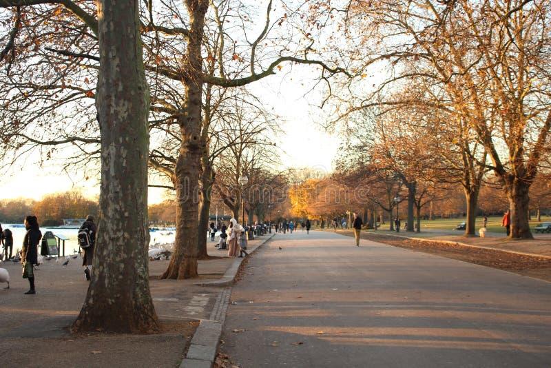 Hyde Park stockfotos