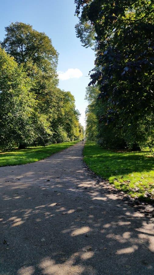 Hyde Park foto de archivo libre de regalías
