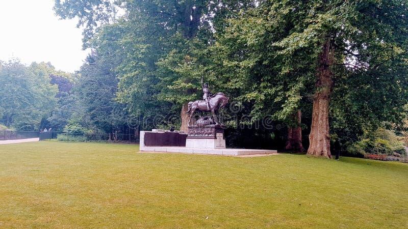 Hyde Park Corner arkivfoton