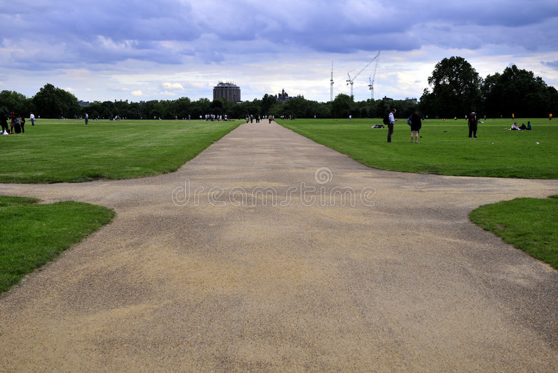 Download Hyde Park In London Stock Images - Image: 5946694
