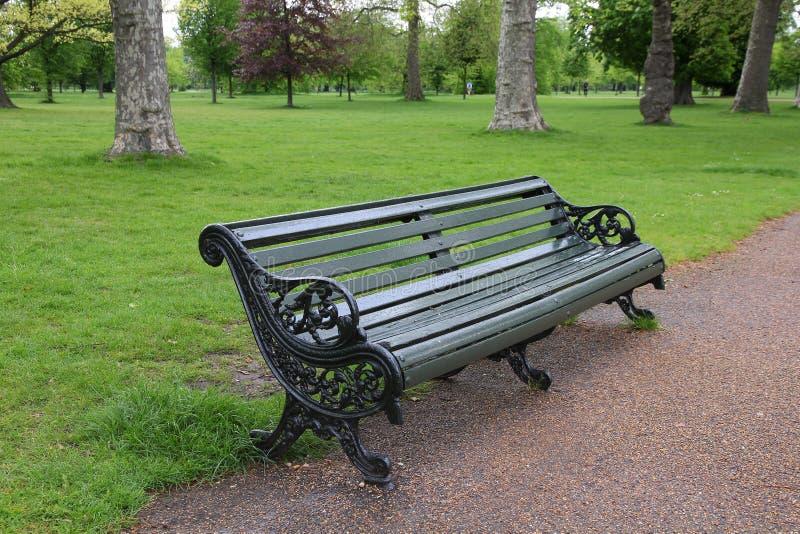 Hyde Park, London stock image