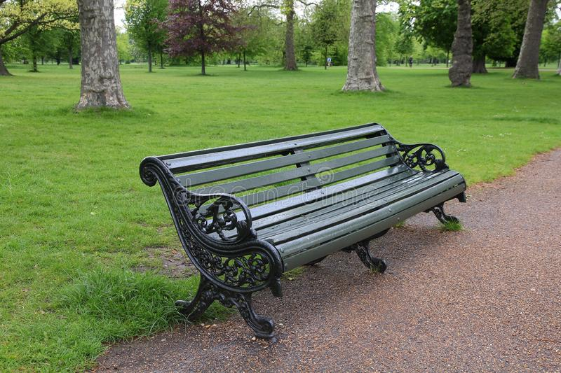 Hyde Park, Londres image stock