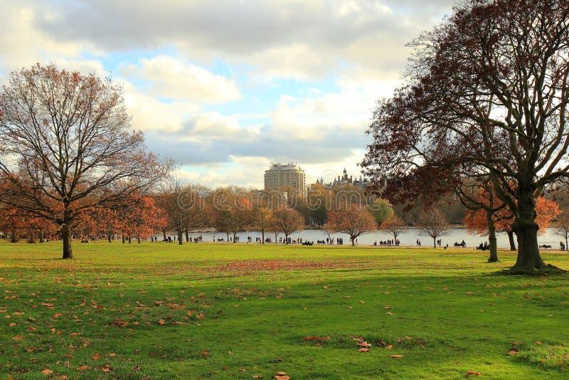 Hyde Park, Londres photos stock