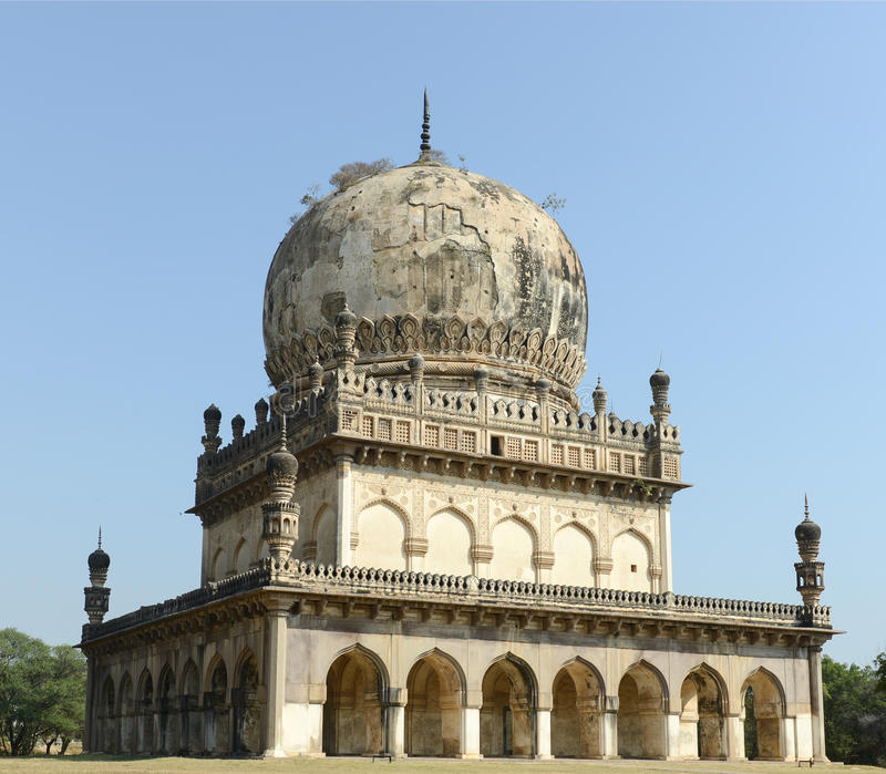 Download Hyderabad, India stock photo. Image of destination, dome - 28792074