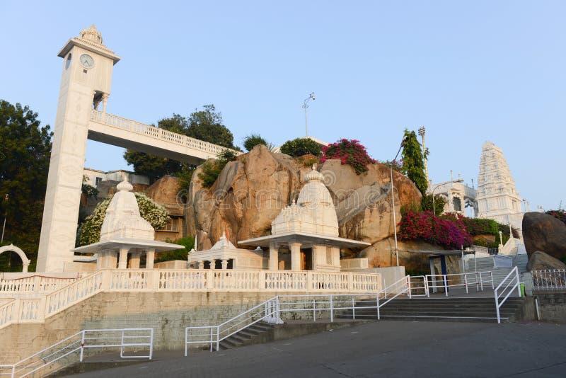Hyderabad, la India imagenes de archivo