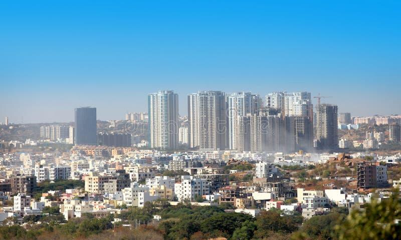 Hyderabad la India imagen de archivo libre de regalías