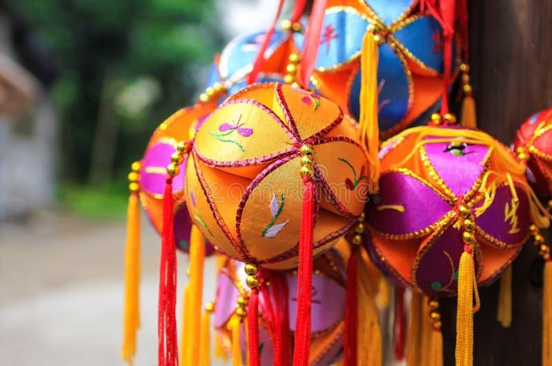 Hydrangea do Zhuang de China foto de stock