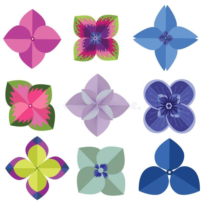 Free Hydrangea Flowers Royalty Free Stock Photo - 53737145