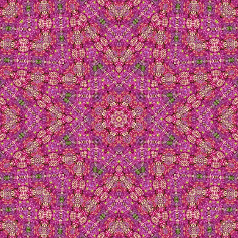 Hydrangea-Kaleidoskop stockbild