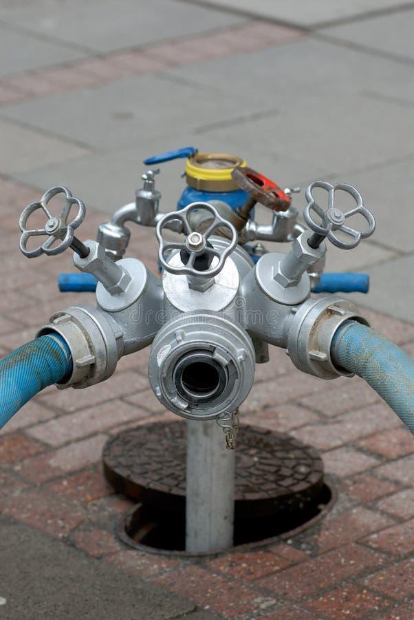 Hydrant stockbilder